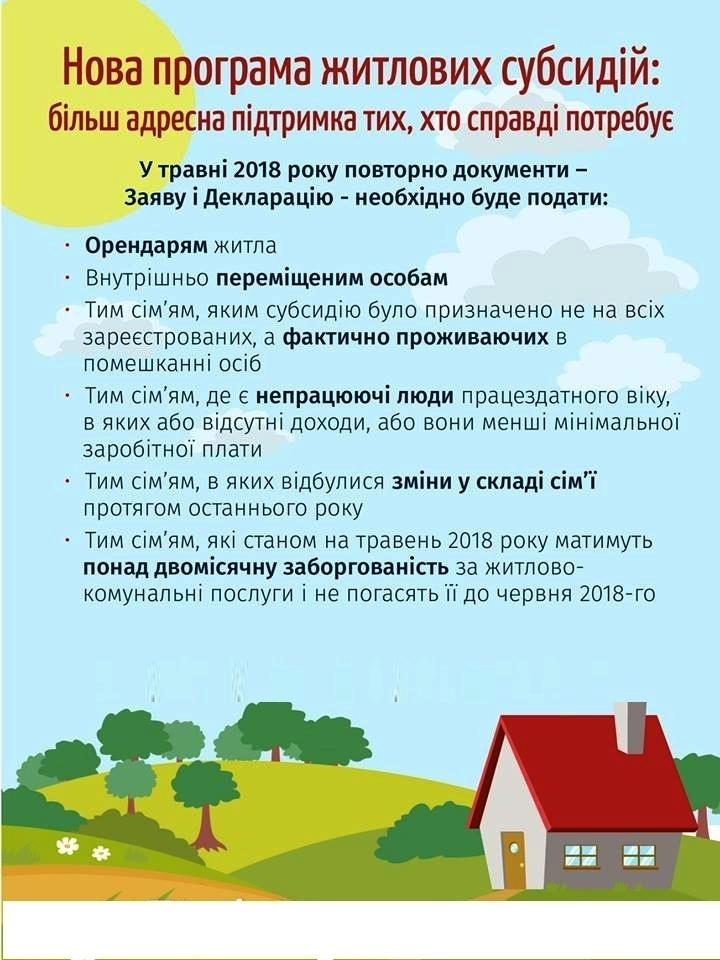Додаткова інформація щодо порядку призначення субсидії на оплату  житлово-комунальних послуг 4ff4693fd167b